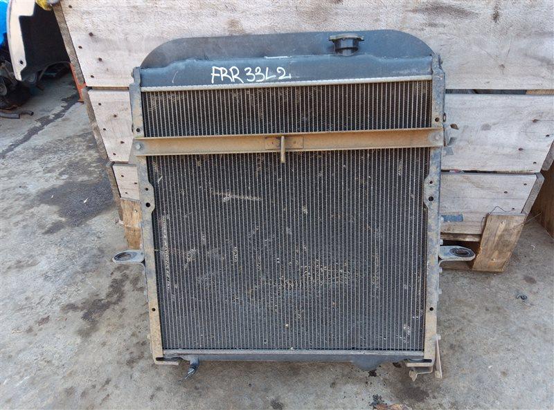 Радиатор основной Isuzu Forward FRR33L2 (б/у)
