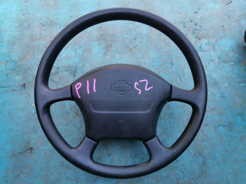 Руль Nissan Primera P11 (б/у)
