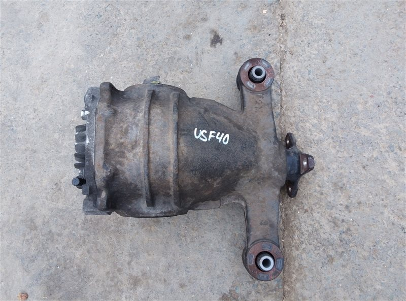 Редуктор Lexus Ls460 USF40 1UR-FSE 07.2010 задний (б/у)
