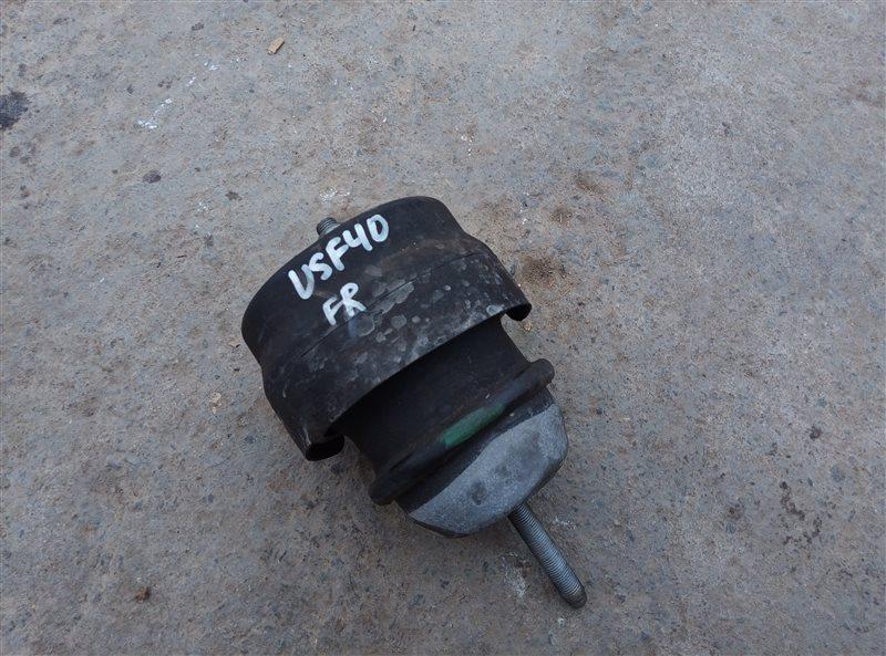 Подушка двигателя Lexus Ls460 USF40 1UR-FSE 07.2010 правая (б/у)