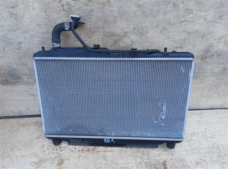 Радиатор основной Honda Vezel RU1 L15B 2018 (б/у)