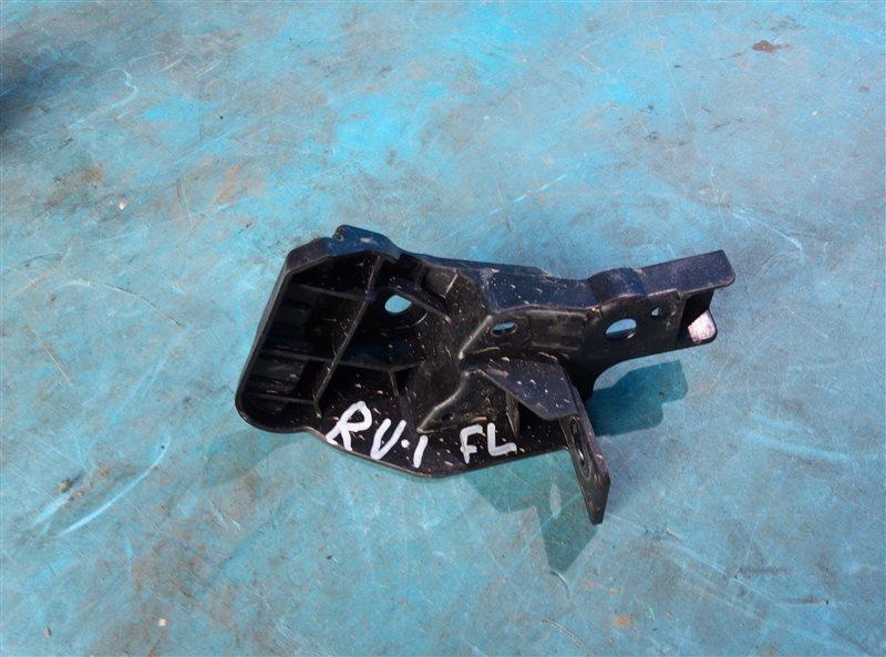 Кронштейн решетки радиатора Honda Vezel RU1 L15B 2018 левый (б/у)