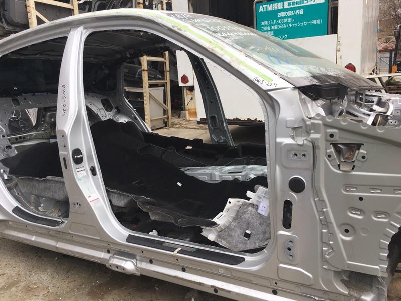 Стойка кузова Toyota Crown GWS224 8GR-FXS 08.2018 передняя правая (б/у)