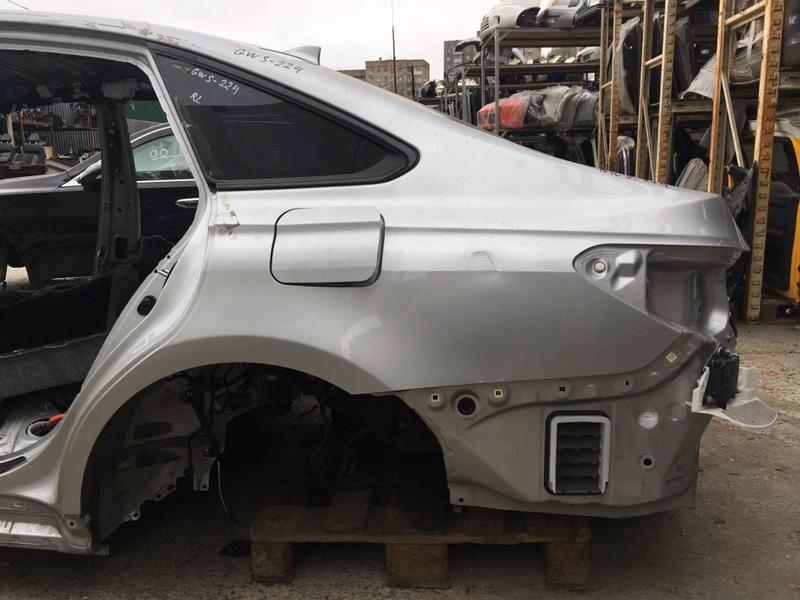 Крыло Toyota Crown GWS224 8GR-FXS 08.2018 заднее левое (б/у)