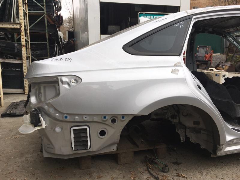 Крыло Toyota Crown GWS224 8GR-FXS 08.2018 заднее правое (б/у)