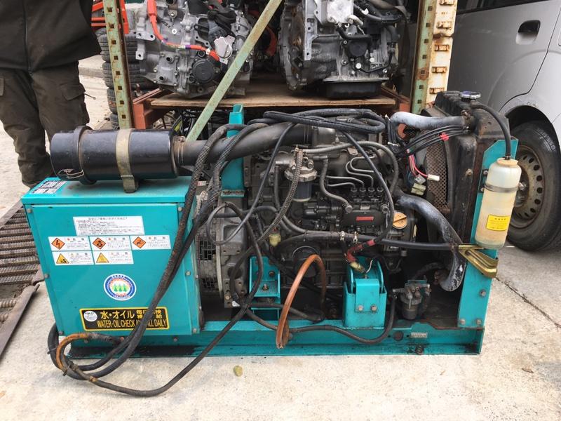 Двигатель Yanmar 4TNE88 (4D88) (б/у)