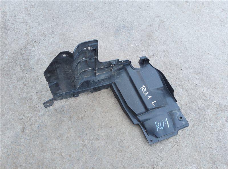 Защита двигателя Honda Vezel RU1 L15B 2018 левая (б/у)