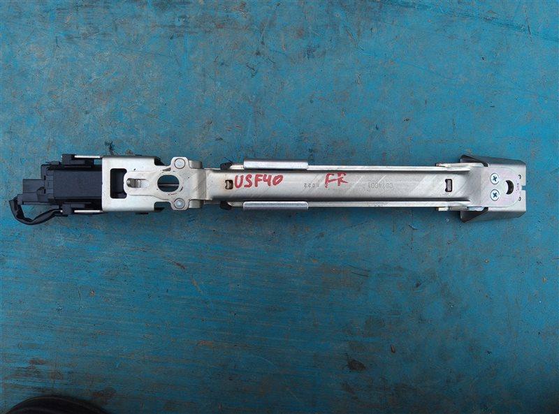 Ремень безопасности Lexus Ls460 USF40 1UR-FSE 07.2010 передний правый (б/у)