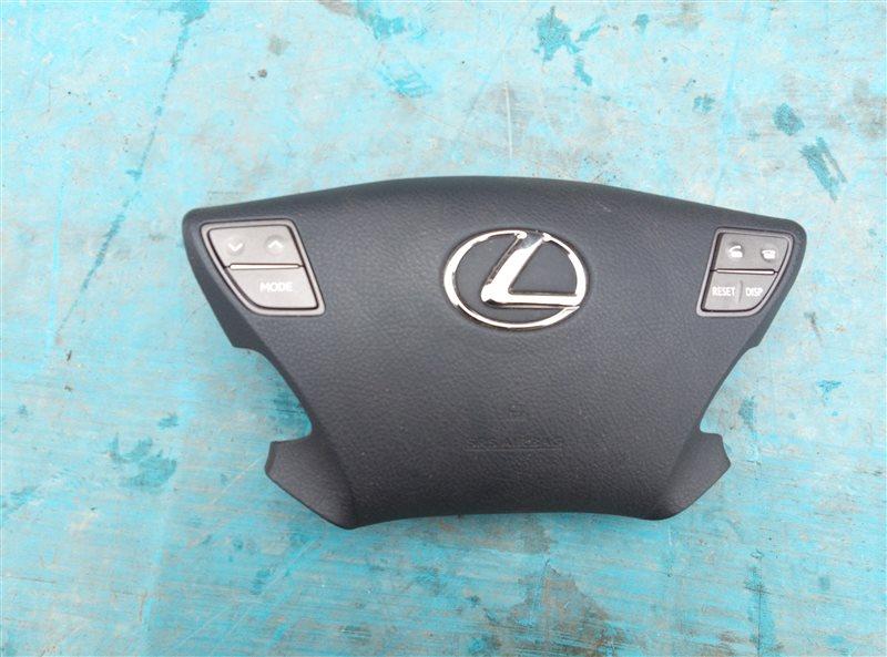 Airbag водительский Lexus Ls460 USF40 1UR-FSE 07.2010 (б/у)
