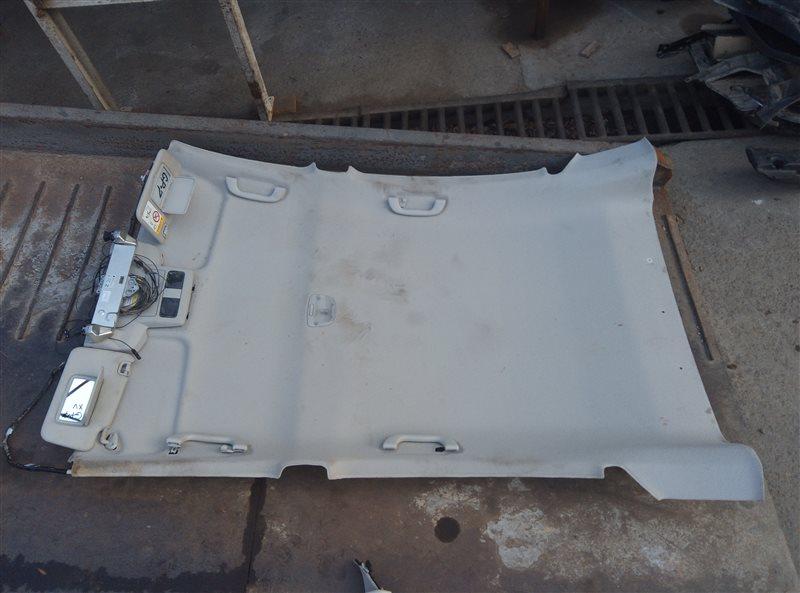 Обшивка потолка Subaru Xv GP7 FB20 08.2014 (б/у)