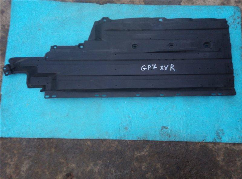 Защита Subaru Xv GP7 FB20 08.2014 правая нижняя (б/у)