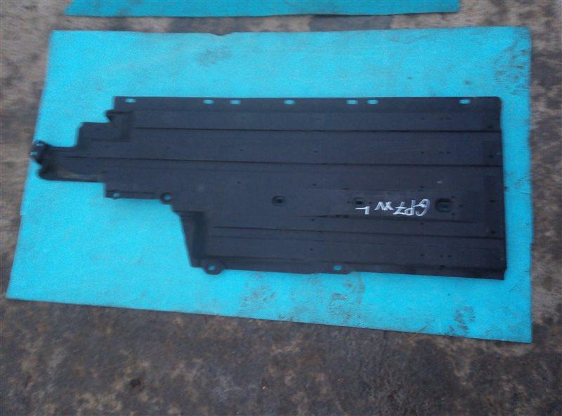 Защита Subaru Xv GP7 FB20 08.2014 левая нижняя (б/у)