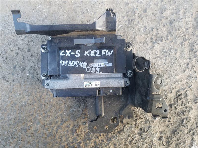 Блок efi Mazda Cx-5 KE2FW SHVPTS 04. 2015 (б/у)