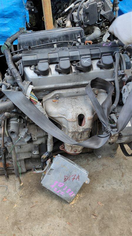 Двигатель Honda Stream RN1 D17A 2273883 (б/у)