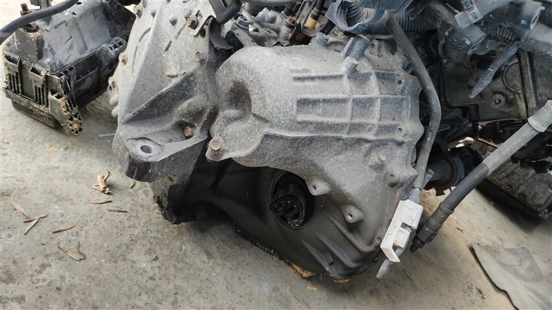 Акпп Toyota Alphard MNH10 1MZ-FE 4616673 (б/у)