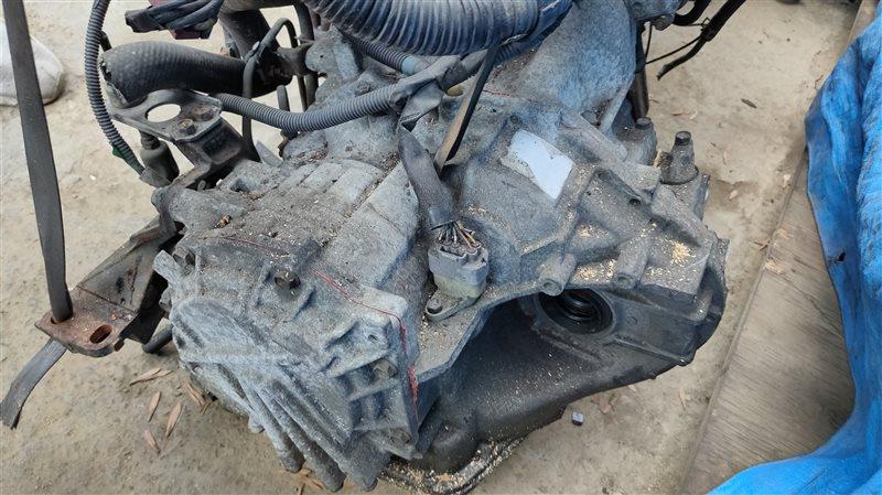Акпп Toyota Vitz SCP10 1SZ-FE 0808599 (б/у)