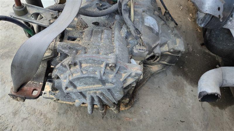 Акпп Toyota Vitz SCP10 1SZ-FE 1257970 (б/у)