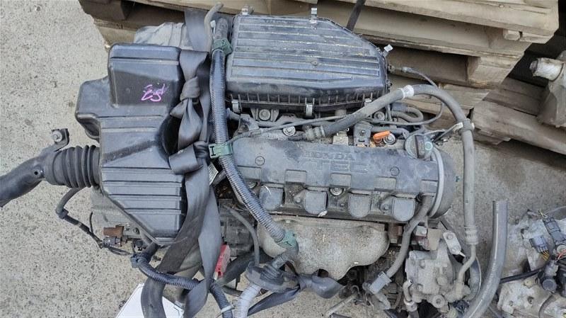 Двигатель Honda Edix BE1 D17A 4050288 (б/у)