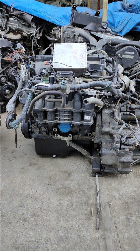 Двигатель Honda Stream RN1 D17A 2217166 (б/у)