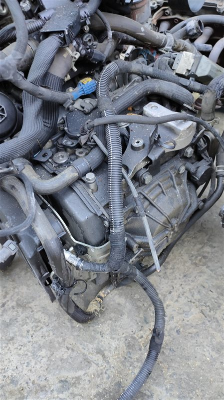 Акпп Peugeot 207 WC EP6C-5F01 0697522 (б/у)
