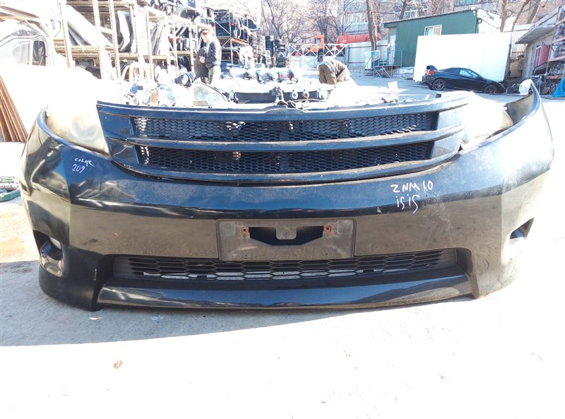 Nose cut Toyota Isis ZNM10 1ZZ-FE (б/у)