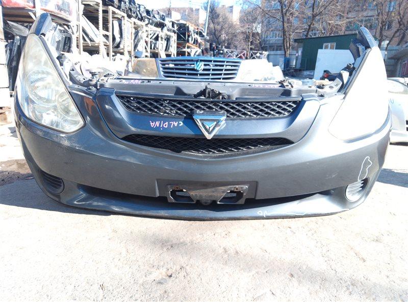 Nose cut Toyota Caldina ZZT241 1ZZ-FE (б/у)