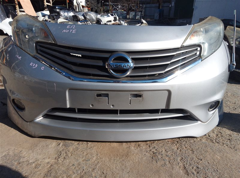 Nose cut Nissan Note E12 HR12DDR (б/у)