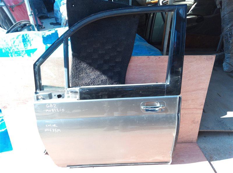Дверь Honda Mobilio GB2 передняя левая (б/у)