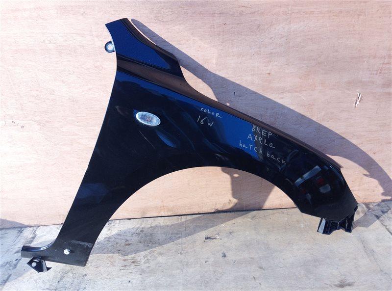 Крыло Mazda Axela BKEP переднее правое (б/у)