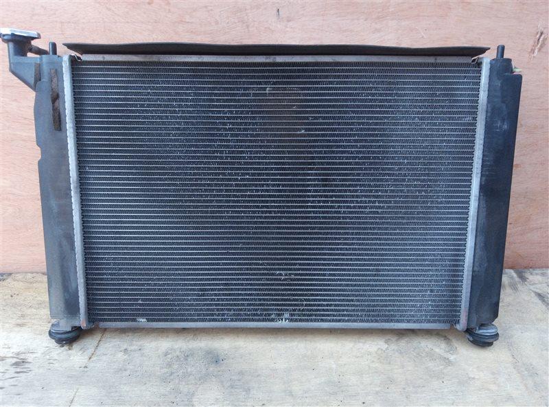 Радиатор основной Toyota Caldina ZZT241 1ZZ-FE (б/у)