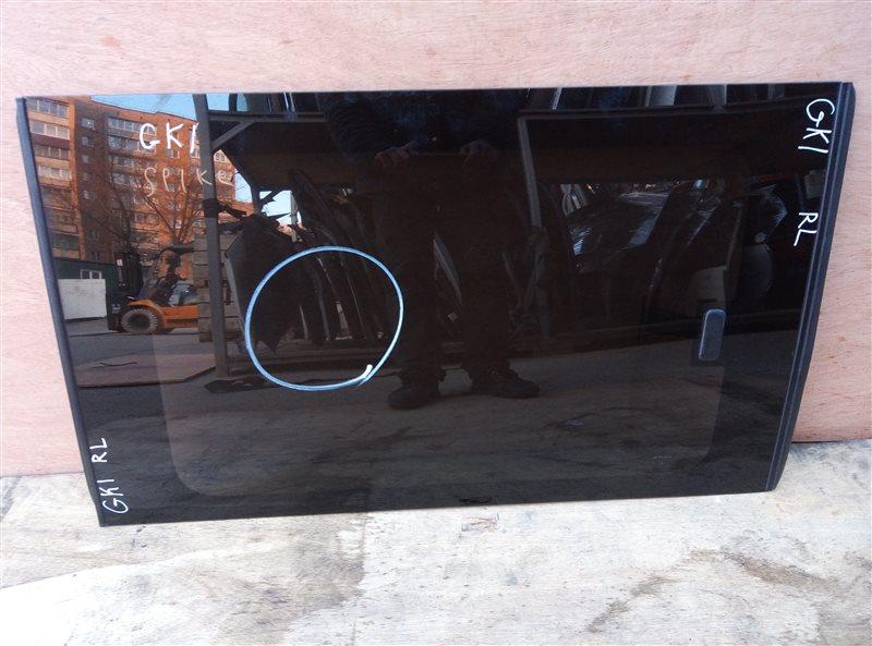Стекло двери Honda Mobilio Spike GK1 заднее левое (б/у)