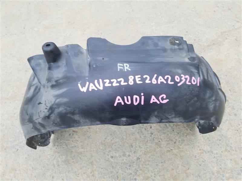 Подкрылок Audi A4 Avant 8ED BWE передний правый (б/у)