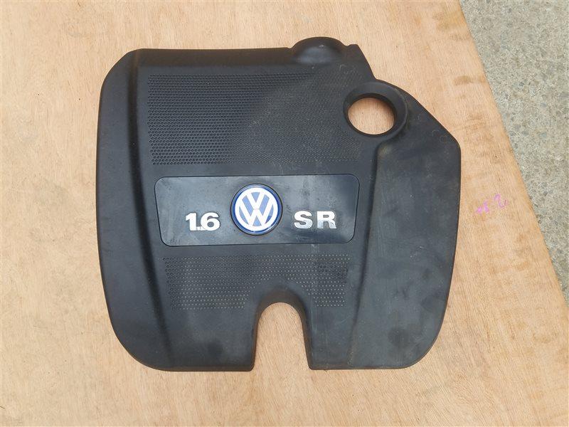 Декоративная крышка двс Volkswagen Golf 1J1 (б/у)