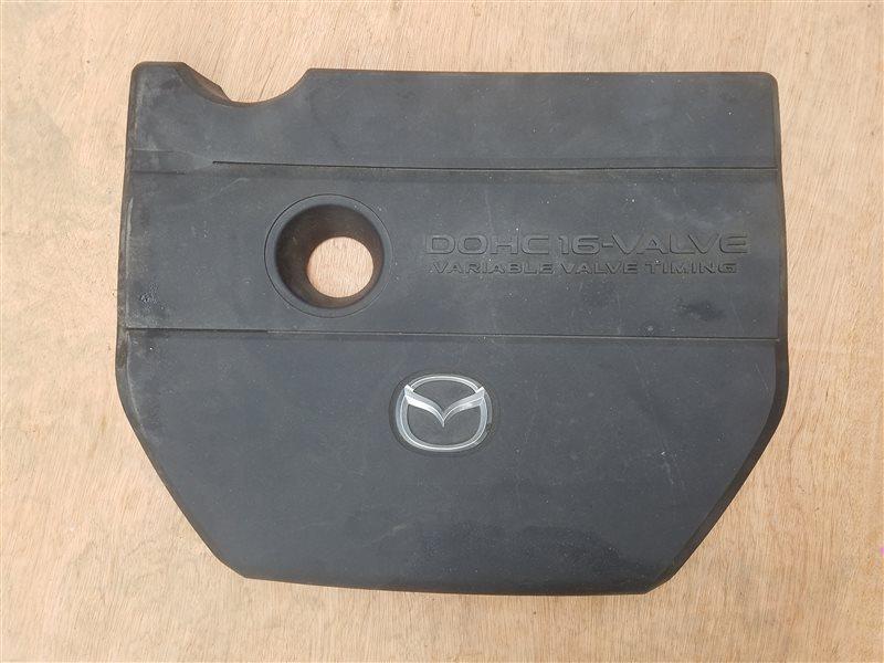 Декоративная крышка двс Mazda 6 (б/у)