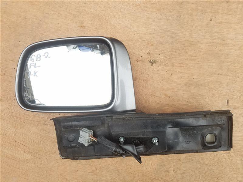Зеркало Honda Mobilio GB2 переднее левое (б/у)