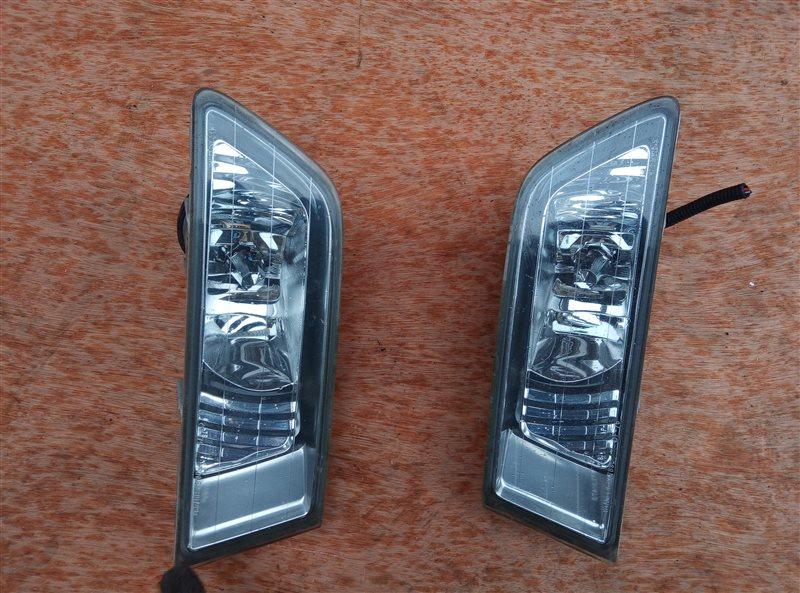 Туманка Honda Accord CL3 передняя (б/у)