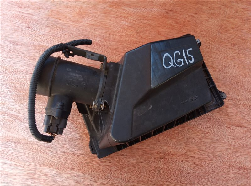 Расходомер воздушный Nissan Sunny FB15 QG15DE (б/у)