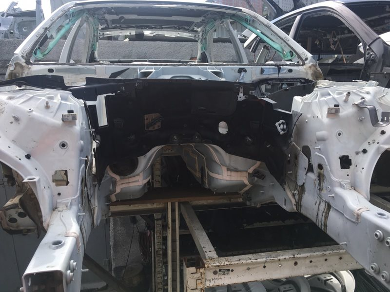 Кузов Mercedes S 500 Long W222 278.929 11.2013 (б/у)