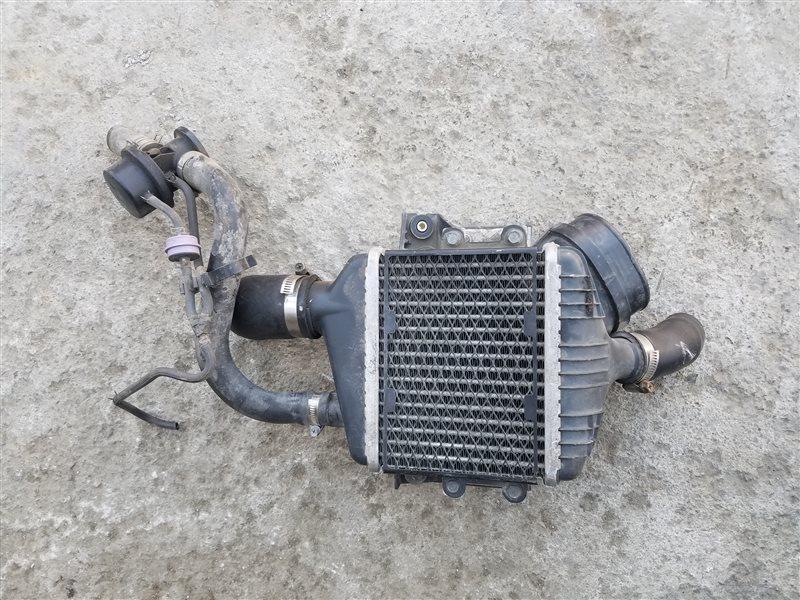 Интеркулер Honda Life Dunk JB4 E07Z (б/у)
