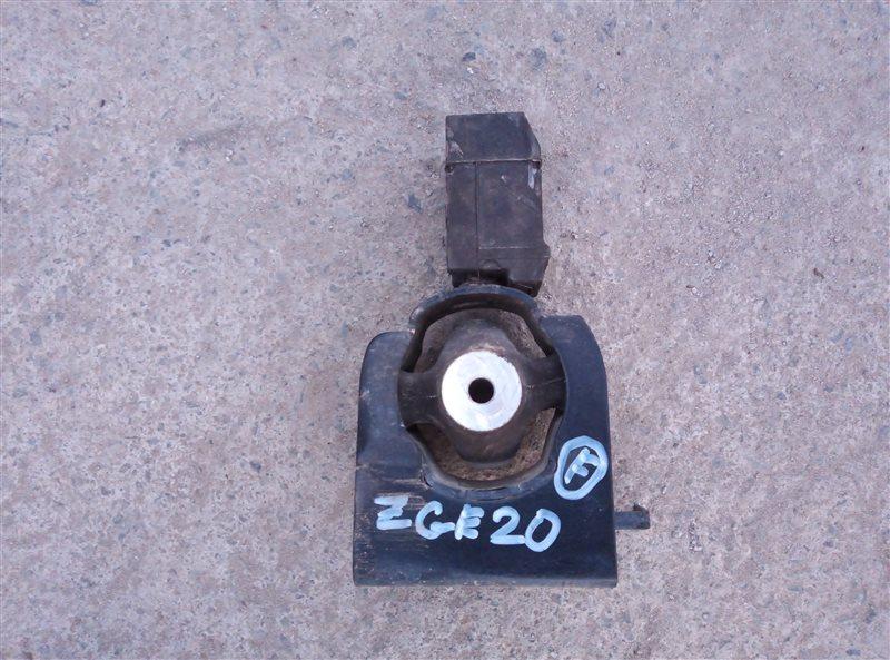 Подушка двигателя Toyota Wish ZGE20 2ZR-FAE 06.2012 передняя (б/у)