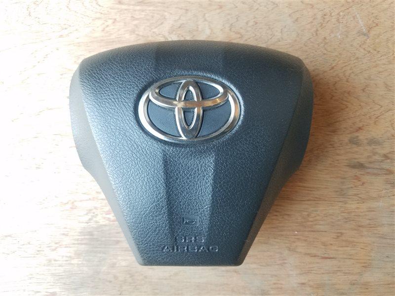 Airbag водительский Toyota Wish ZGE20 2ZR-FAE 06.2012 (б/у)