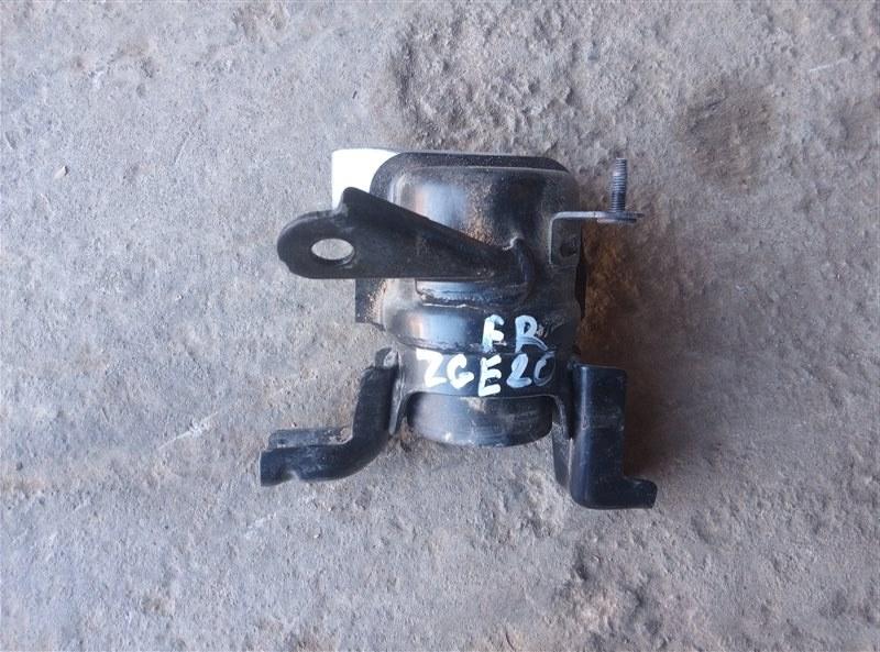 Подушка двигателя Toyota Wish ZGE20 2ZR-FAE 06.2012 правая (б/у)