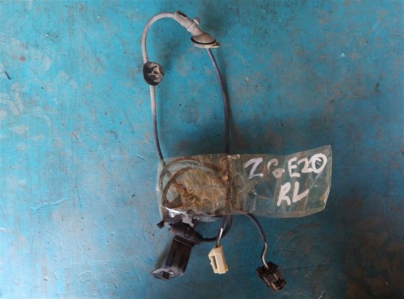 Электропроводка Toyota Wish ZGE20 2ZR-FAE 06.2012 задняя левая (б/у)