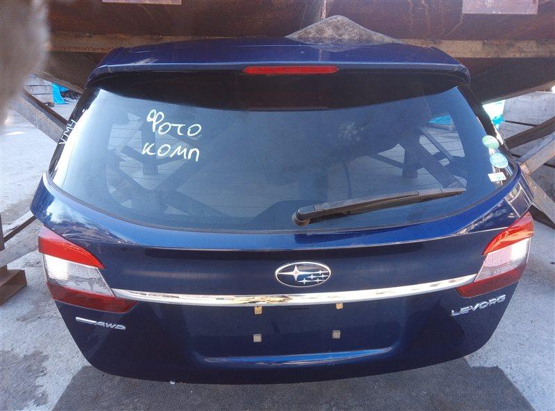 Дверь 5-я Subaru Levorg VM4 FB16 06.2016 (б/у)
