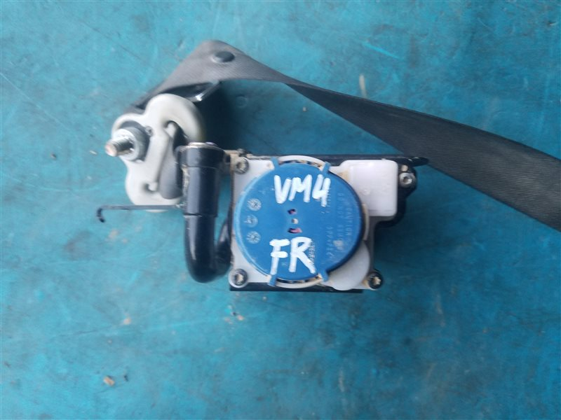 Ремень безопасности Subaru Levorg VM4 FB16 06.2016 передний правый (б/у)