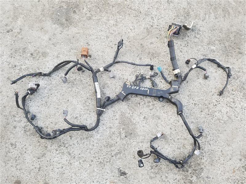 Коса двс Subaru Xv GP7 FB20 08.2014 (б/у)