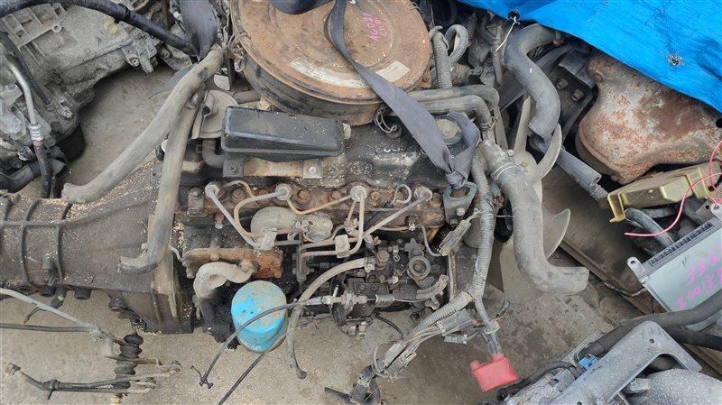 Двигатель Nissan Datsun AGD21 SD23 243827 (б/у)
