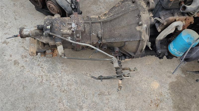 Мкпп Nissan Datsun AGD21 SD23 243827 (б/у)