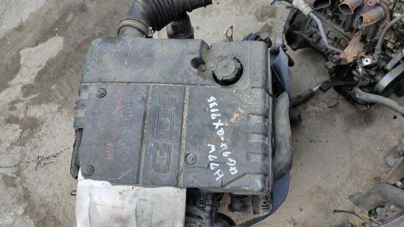 Двигатель Mitsubishi Pajero Io H77W 4G94 QX7135 (б/у)