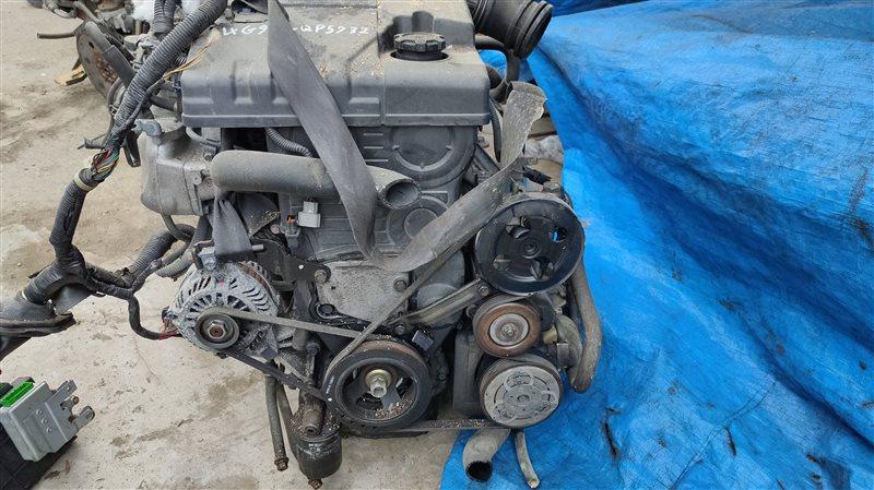 Двигатель Mitsubishi Pajero Io H77W 4G94 QP5732 (б/у)
